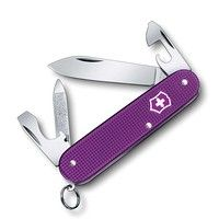 Фото Нож Victorinox Pioneer Alox Limited Edition 2016 Orchid 0.8201.L16