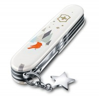 Фото Складной нож Victorinox Super Tinker Winter Magic SE 2019 9,1 см 1.4703.7E1